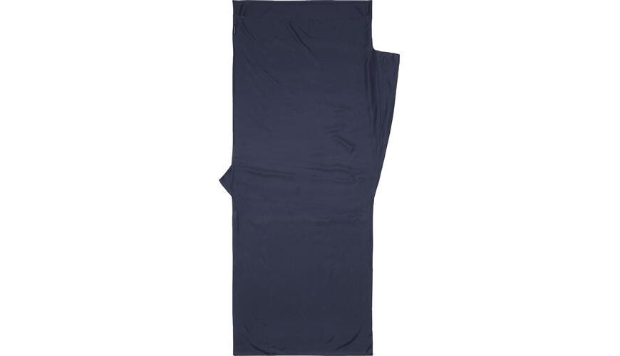 Cocoon TravelSheet Makuupussi Ripstop Silk , sininen